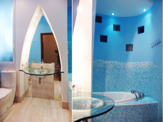 Дизайн-проект ванной в квартире в Москве